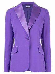 P.A.R.O.S.H. classic blazer - Purple