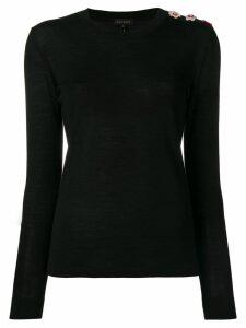 Escada knit jumper - Black