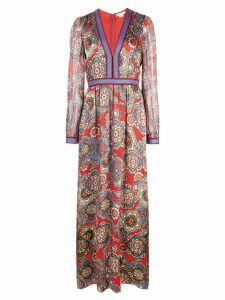 Alice+Olivia Jaida maxi dress - Multicolour