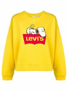 Levi's Snoopy sweatshirt - Yellow