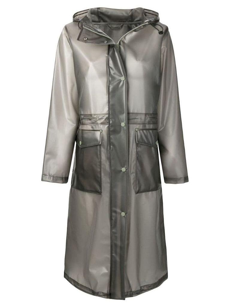 Stutterheim Ranarp raincoat - Black