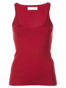 Gabriela Hearst knitted tank top - Red