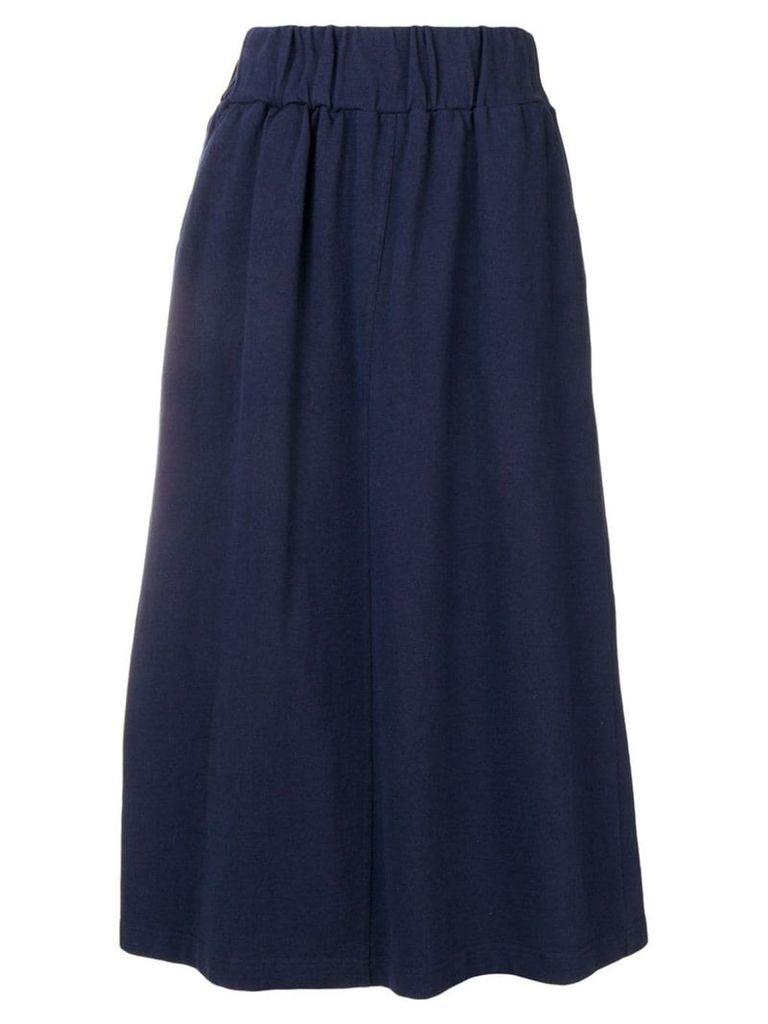 Aspesi Faldilla skirt - Blue