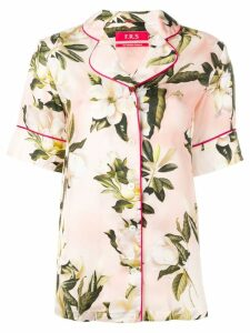 F.R.S For Restless Sleepers floral shirt - Pink