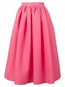 MSGM full midi skirt - Pink
