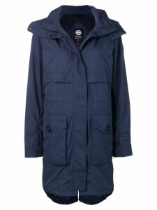Canada Goose hooded parka - Blue