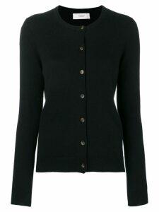 Pringle Of Scotland classic cashmere cardigan - 1200 Black