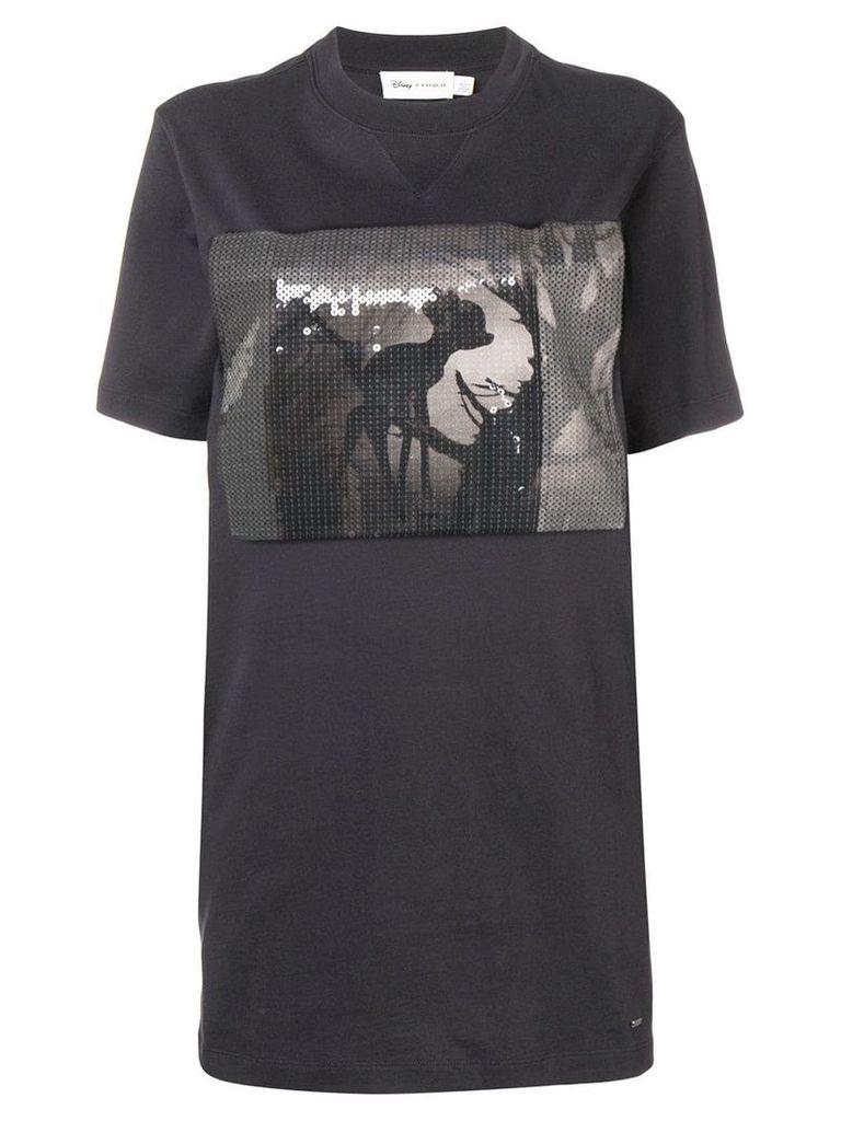 Coach Disney Bambi print T-shirt - Grey