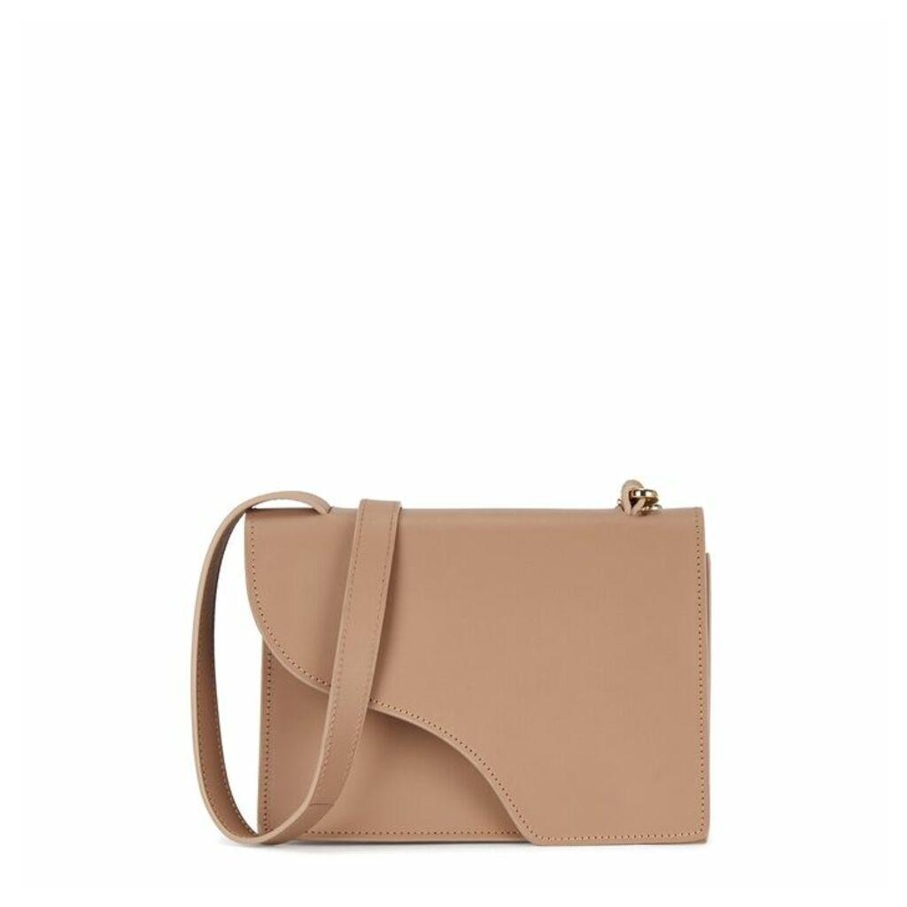 ATP Atelier Siena Brown Leather Cross-body Bag