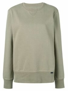 Woolrich round-neck sweater - Green