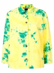 Suzusan tie-dye shirt - Yellow