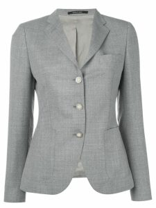 Tagliatore single-breasted blazer - Grey