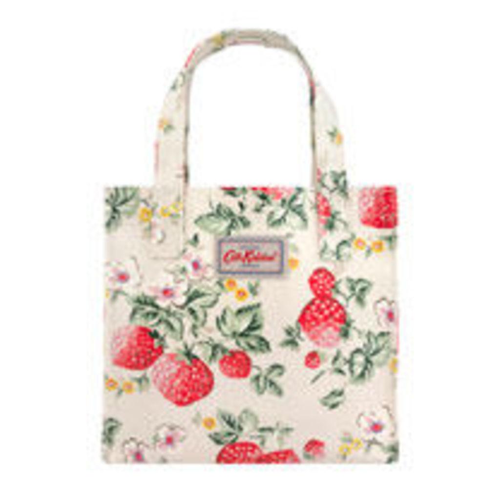 Wild Strawberry Small Bookbag