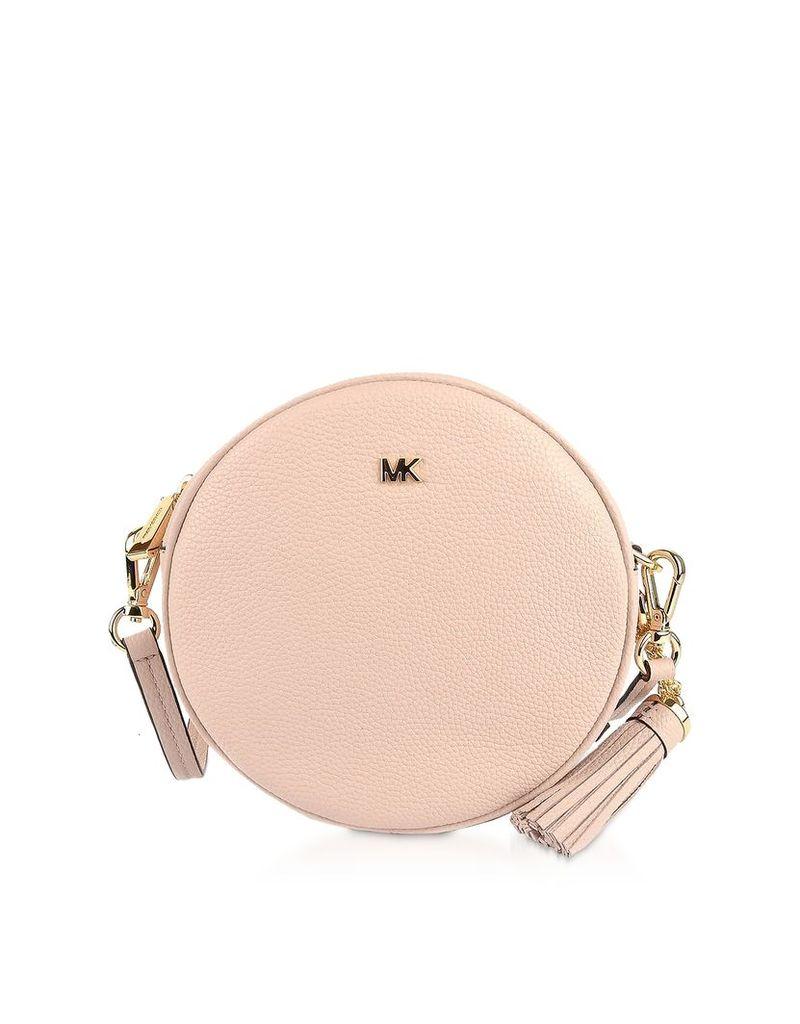 Michael Kors Designer Handbags, Medium Canteen Crossbody Bag