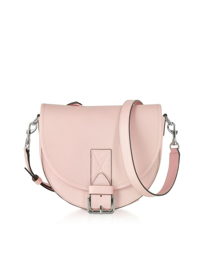 JW Anderson Designer Handbags, Light Pink Small Bike Bag