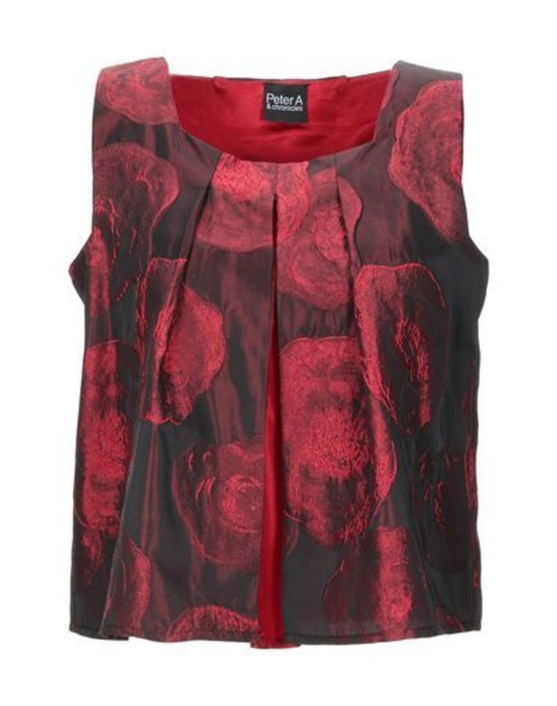 PETER A & CHRONICLES TOPWEAR Tops Women on YOOX.COM