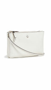 Kate Spade New York Polly Medium Double Gusset Crossbody Bag