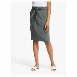 John Lewis & Partners Paperbag Waist Skirt