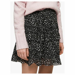 AllSaints Sanse Pippa Skirt, Black