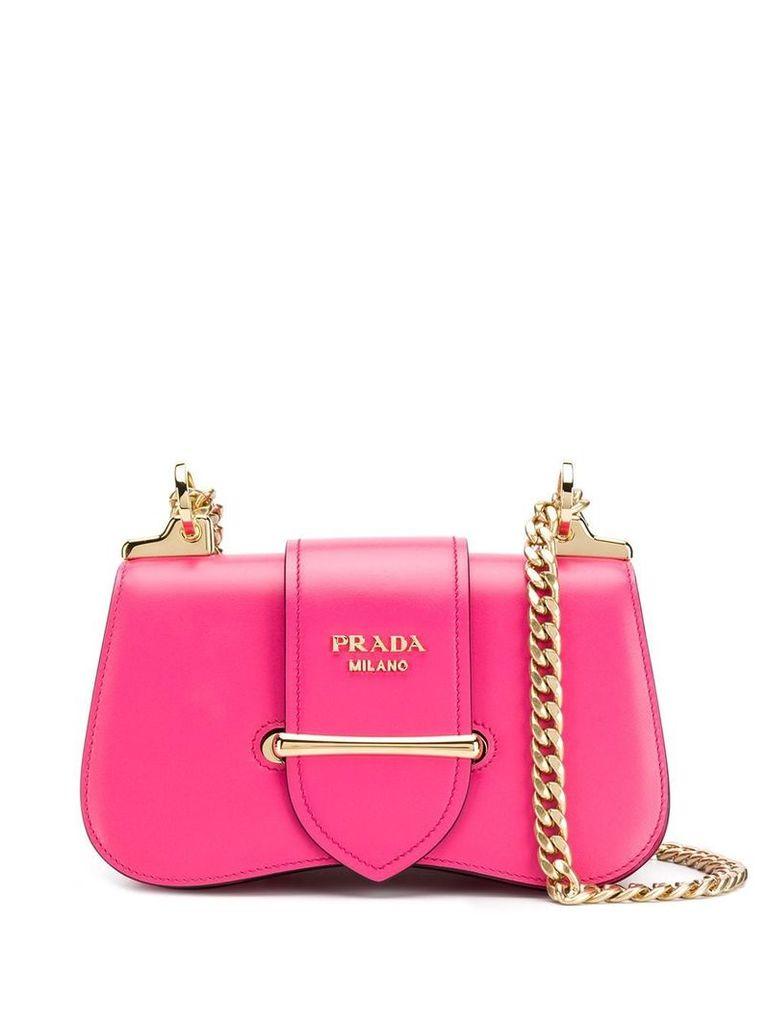 Prada Sidonie shoulder bag - Pink