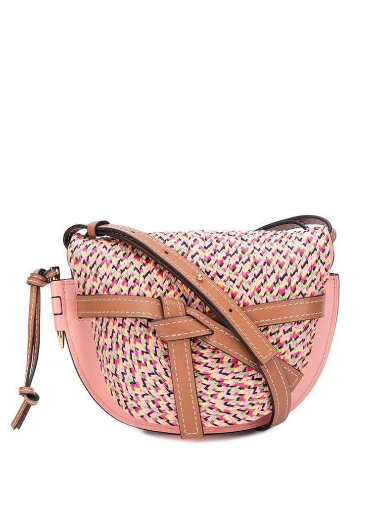 Loewe Gate small shoulder bag - Pink