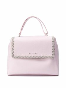 Orciani chain detail tote - Pink