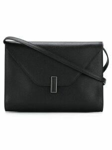 Valextra envelope crossbody bag - Black