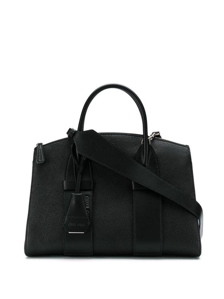 Miu Miu top handle bag - Black