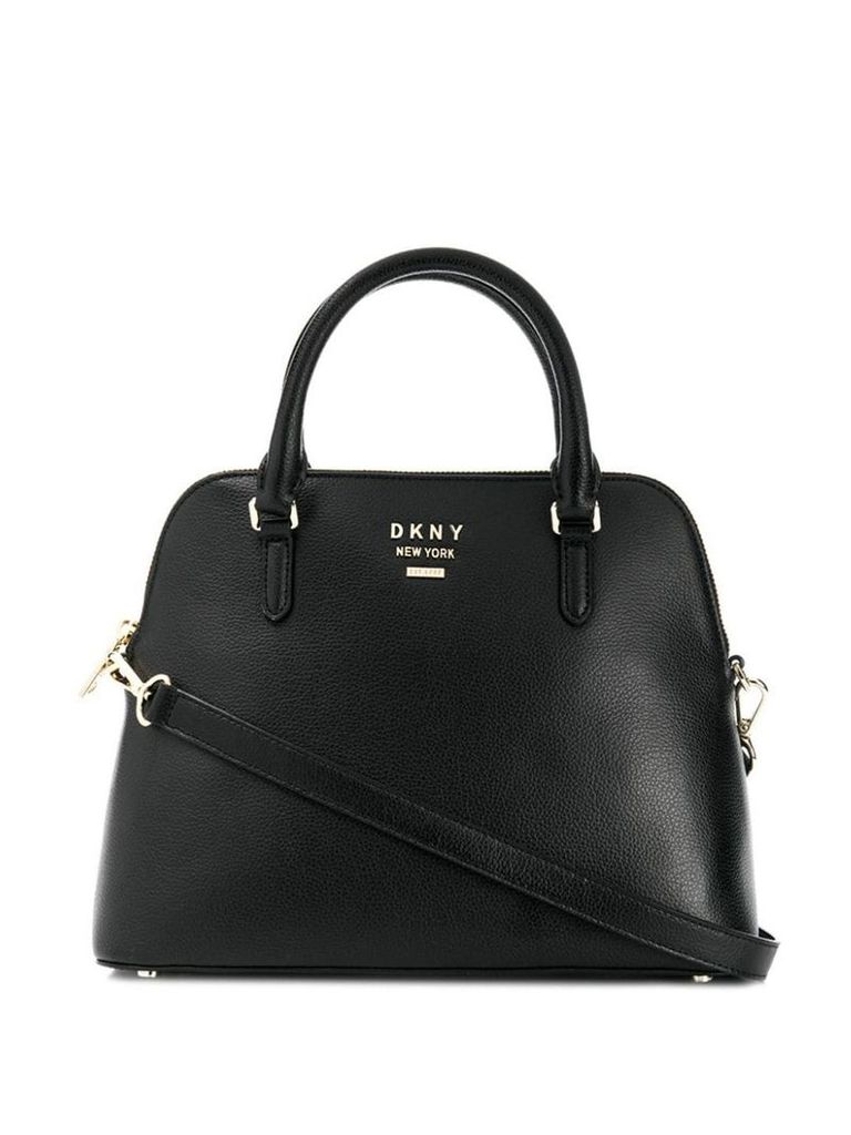 DKNY large Whitney Dome bag - Black