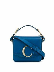 Chloé mini Chloé C bag - Blue