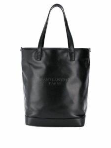 Saint Laurent Teddy shopping bag - Black