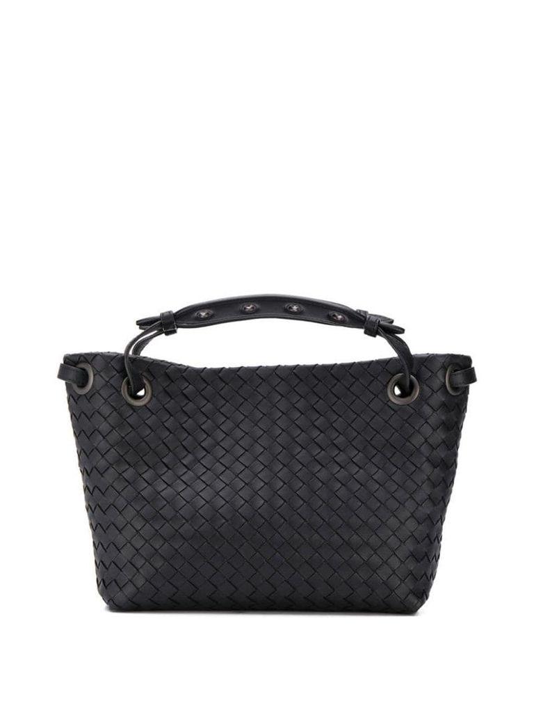 Bottega Veneta weaved tote bag - Black