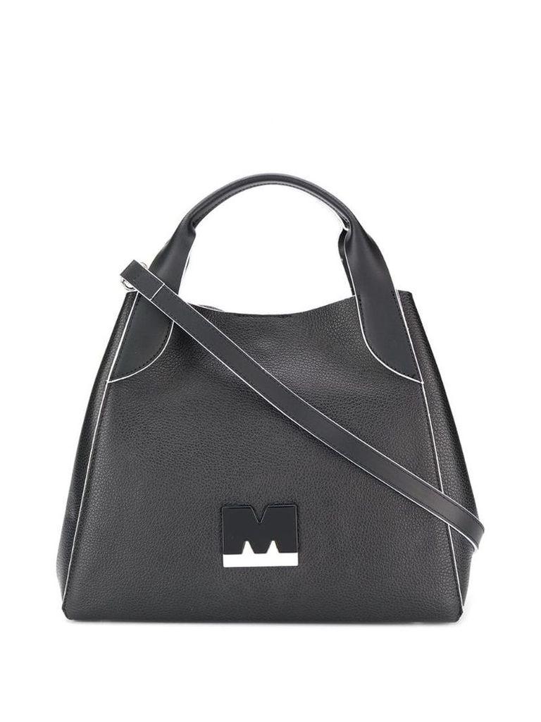 Marc Ellis Cathy shoulder bag - Black