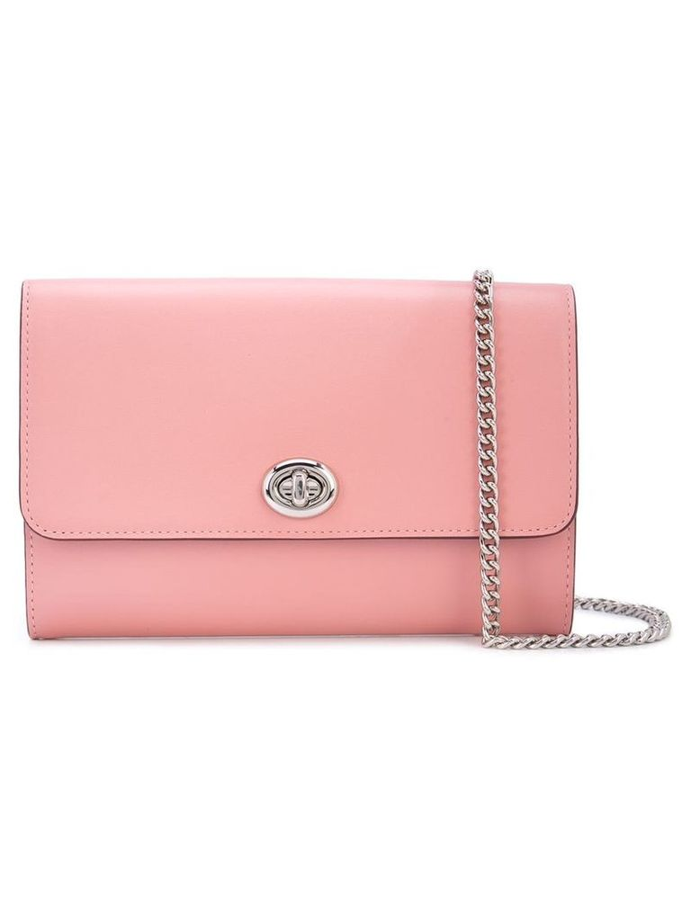 Coach Marlow smooth cross body bag - Pink