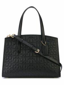 Coach Charlie carryall handbag - Black