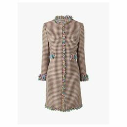 L.K.Bennett Conilia Tweed Coat, Multi