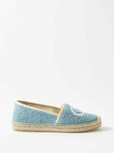 Burberry - Silk Trimmed Cotton Gabardine Car Coat - Womens - Beige Multi