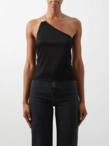 Calvin Klein 205w39nyc - Patch Pocket Single Breasted Blazer - Womens - Navy