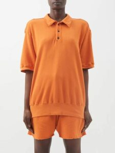 Christopher Kane - Foreplay Cotton Jersey T Shirt Dress - Womens - Green Multi
