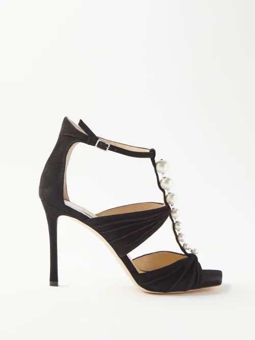 Dolce & Gabbana - Rose Print Silk Blend Crepe Coat - Womens - Black Multi