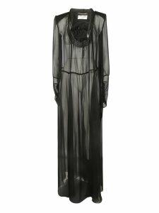 Saint Laurent Mesh Dress