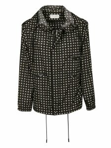 Saint Laurent Star Print Jacket