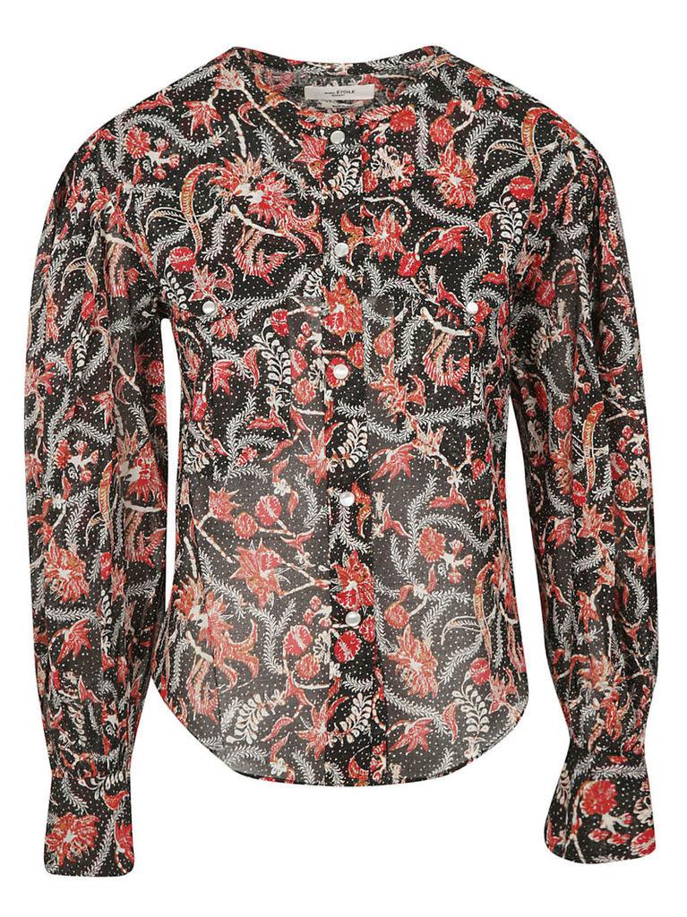Isabel Marant étoile Emi Floral Shirt