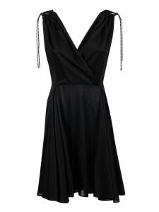 Neil Barrett Pleated Dress