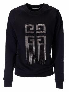 Givenchy Sequin Logo Sweatshirt