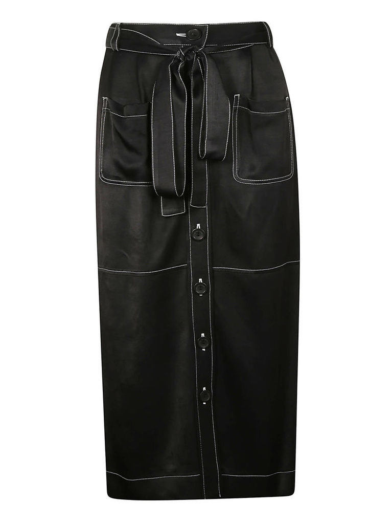 See By Chloé Belted Skirt
