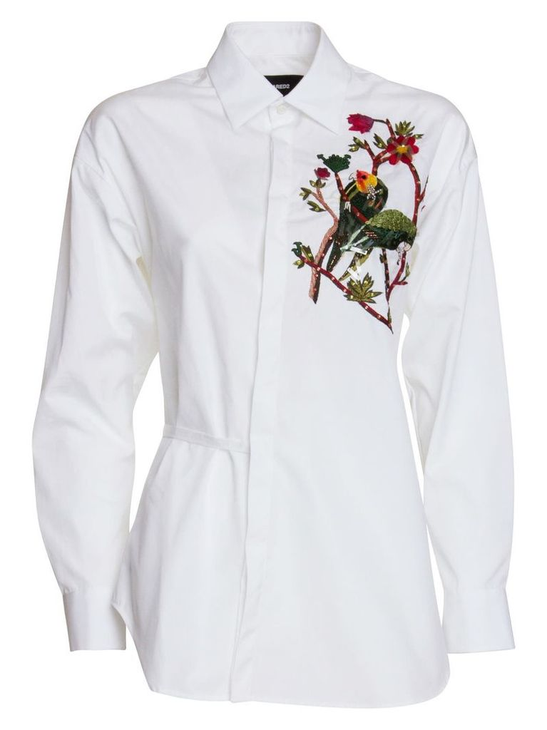 Dsquared Embroidered Shirt
