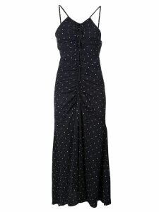 Alice Mccall polka dot printed dress - Black