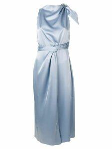 Nanushka Kalila dress - Blue