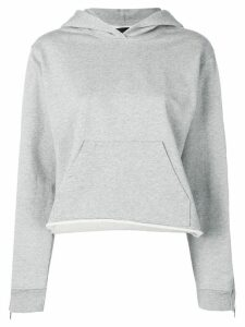 RtA classic pull-over hoodie - Grey